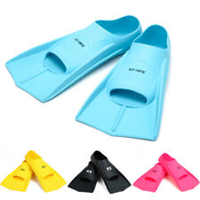 Adult Snorkeling Diving Swimming Training Silicone Gel Swim Fins Flippers XS-XL
