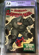 Amazing Spider-Man #41 CGC 7.0