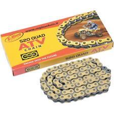 Regina Chain 520 QUAD Series Chain  64 Links - Gold 135QUAD/1000*