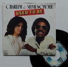 "Vinyle 45T Charlene & Stevie Wonder  ""Used to be"""