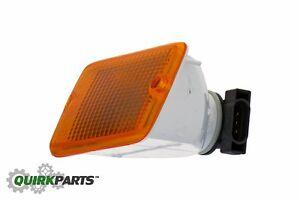 NEW MOPAR LEFT FRONT DRIVER SIDE PARK TURN SIGNAL LIGHT LAMP 97-06 JEEP WRANGLER