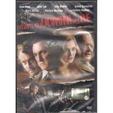Tutti Gli Uomini Del Re DVD Anthony Hopkins / Sean Penn Sigillato 8013123020253