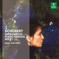 MARIA JOAO PIRES - SONATE D 960/IMPROMTUS D 899  CD NEU SCHUBERT,FRANZ