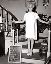 Vintage MARILYN MONROE Wardrobe Test Photo for 1955's THE SEVEN YEAR ITCH Movie