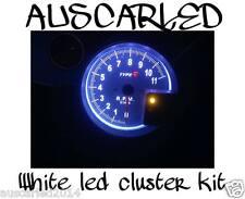 Mitsubishi Magna Verada 1985-2003 TE TH TR TJ TS WHITE LED Dash Gauge Light Kit