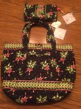 VERA BRADLEY New Hope Toggle Tote & Wallet With Strap  Both Are NWT
