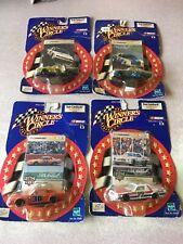 Vintage Hasbro Dale Eernhardt Lifetime Series. Set of Four