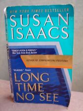 Long Time No See by Susan Isaacs (2002, Paperback)