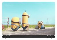 15.6 inch Minions-Laptop Vinyl Skin/Decal/Sticker/Cover -Somestuff247-LC024