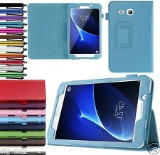 """Smart Flip Leather Stand Case Cover For Samsung Galaxy Tab A 7"""" Inch T280 T285"""