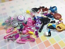 Barbie And Monster High Doll Accessories Lot Toys Smalls Plastic Mattel Kids