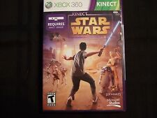 Replacement Case (NO GAME) KINECT STAR WARS XBOX 360
