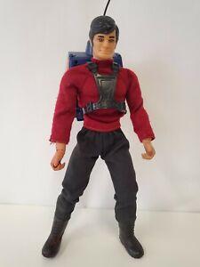 Mattel Big Jim Figur mit Radio (französisch), Space Serie, selten, lose