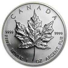 2006 Canada 1 oz Silver Maple Leaf BU - SKU #11427