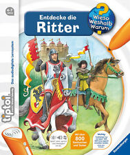 Ravensburger TIPTOI Entdecke Knight Game Book Picture Children's
