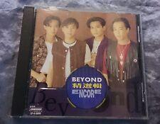 HK Beyond Encore 精選輯 CD Mandarin Hits mega rare