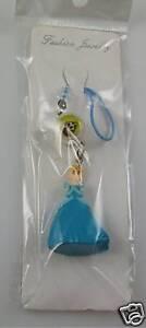 Disney princess Cinderella cell phone charm purse charm