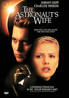 The Astronauts Wife (DVD, Widescreen 2000) New Charlize Theron, Johnny Depp