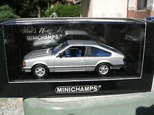MINICHAMPS 1/43 OPEL MONZA 1980 grise metalisé !!!