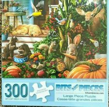 """""""The Perfect Opportunity"""" 300-Piece Jigsaw Puzzle - Sealed - pumpkins autumn"""