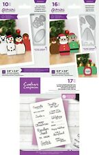 NEW 2020 Gemini Festive Giftables Die or Stamps by Crafters Companion