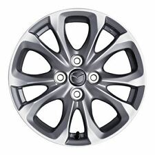 Genuine Mazda 2 15 inch Alloy Wheel - 9965375550