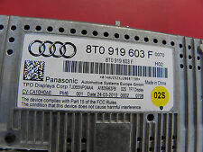 Audi A4 A5 Q5  MULTIMEDIA RADIO SCREEN INFO INFORMATION LCD Display Screen OEM