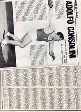SP66 Clipping-Ritaglio 1972 Adolfo Consolini più che un eroe del '900 fu..