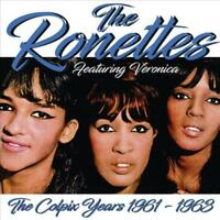 THE RONETTES THE COLPIX YEARS, 1961-1963 * NEW VINYL