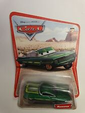 NEW DISNEY PIXAR CARS RAMONE DIECAST TOY RACE CAR ORIGINAL DESERT IMPALA GREEN