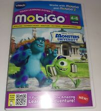 VTech MobiGo Learning Software Monsters University 80-253100 3417762531005