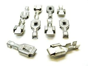 10x 18-20 AWG Gauge Female Wiring Harness Terminals Crimp Connectors Nos 5510