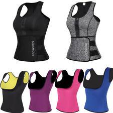 Women's Neoprene Hot Vest Shapers Gym Women Sauna Sweat Thermal Belt Girdle