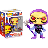SKELETOR GLOW EXCLUSIVE FUNKO POP MASTERS OF THE UNIVERSE #1000 PRE ORDER