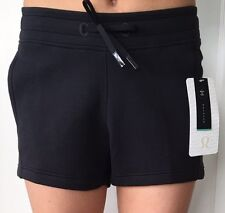 Lululemon Size 6 NTS Short Black Run Shorts Turbo Speed Short Cotton Warm Cozy