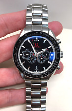 OMEGA Speedmaster Olympic Collection Stainless Steel Automatic