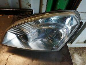 2007 Nissan Qashqai J10 N/s Passenger Headlight