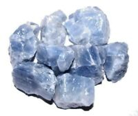 1/2 lb Lot Rough Blue Calcite  Zentron™ Crystals