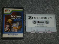 Sooper frutas (Commodore) - Commodore 64/c64