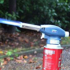 Outdoor Camping BBQ Welding Gas Torch Flame Gun Fire Maker For Picnic New