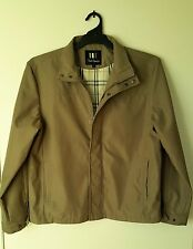 PAUL BERMAN Men's Jacket Stand Collar New without Tags Size L