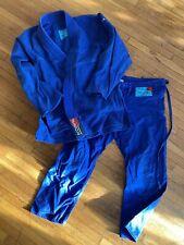 Koral Kids Bjj Gi - Blue - Size M3