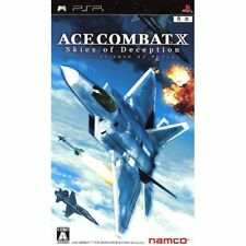 Used PSP Ace Combat X: Skies of Deception Japan Import