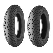 COPPIA PNEUMATICI MICHELIN CITY GRIP 120/70R12 + 130/70R12