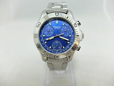 Orologio Cronografo Philip Watch AQ 900 acciaio quarzo Uomo 275vv1650