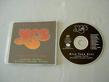 YES Open Your Eyes promo CD album Jon Anderson Steve Howe Chris Squire