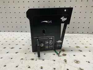 Craftsman HSSK50 HS50 Tecumseh Snow Blower OEM Carburetor Heater Box Pull Choke