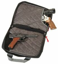 G*Outdoors 1310Pc Quad Pistol Case W/Quilted Tricot Lining Nylon : Gps-1310Pc