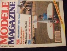 """**j Modèle magazine n°440 """" G 103 """" de Graupner / planeur """" Recuper """" ( suite )"""