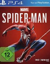 Playstation 4 Marvel Spider Man Spiderman NEU